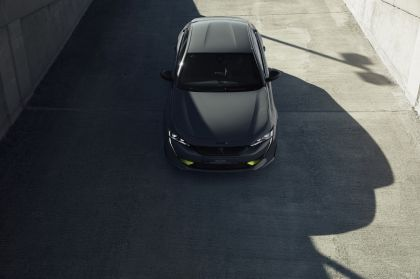 2019 Peugeot 508 Sport Engineered concept 24