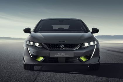 2019 Peugeot 508 Sport Engineered concept 27