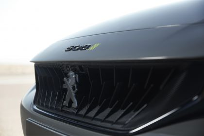 2019 Peugeot 508 Sport Engineered concept 34