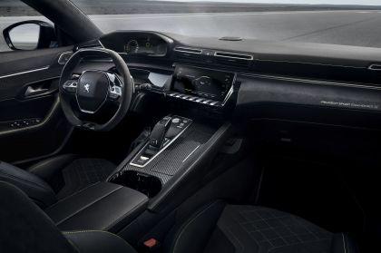 2019 Peugeot 508 Sport Engineered concept 59