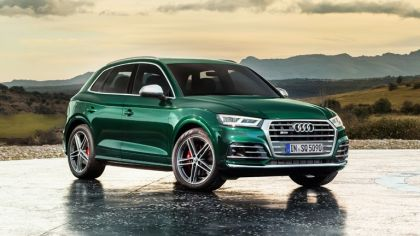 2019 Audi SQ5 TDI 7