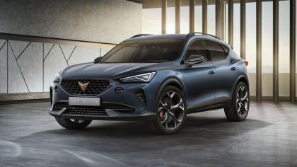 2019 Cupra Formentor concept 3