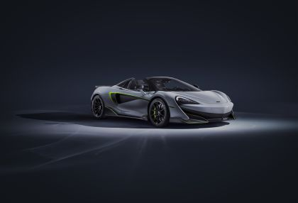 2019 McLaren 600LT spider by MSO 1