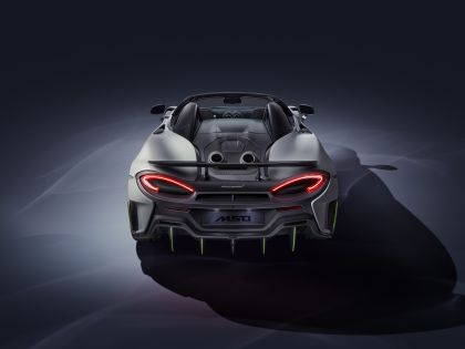 2019 McLaren 600LT spider by MSO 4