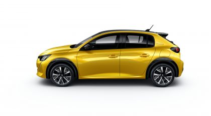 2019 Peugeot 208 2