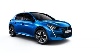 2019 Peugeot e-208 1