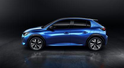 2019 Peugeot e-208 7