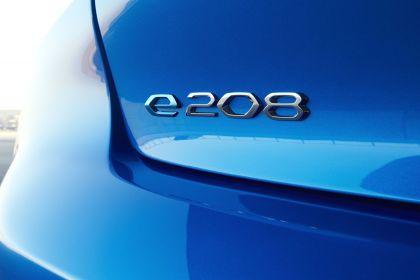2019 Peugeot e-208 26