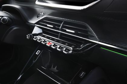 2019 Peugeot e-208 36
