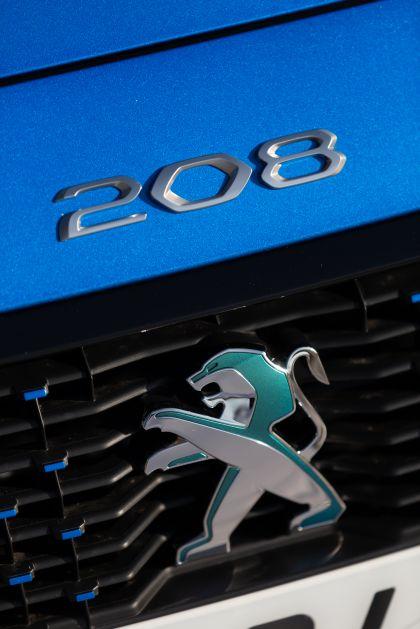 2019 Peugeot e-208 52