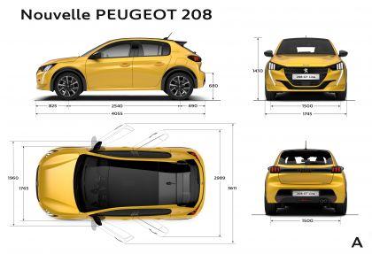 2019 Peugeot e-208 64
