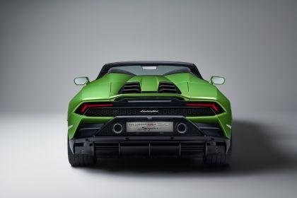 2019 Lamborghini Huracán evo spyder 5