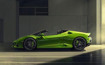 2019 Lamborghini Huracán evo spyder 11