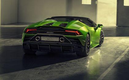 2019 Lamborghini Huracán evo spyder 12