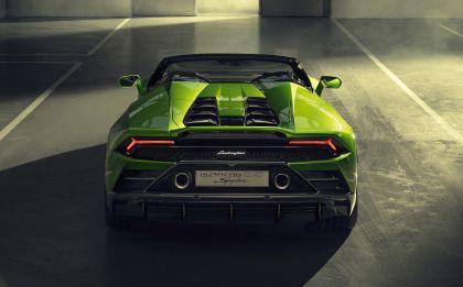 2019 Lamborghini Huracán evo spyder 14