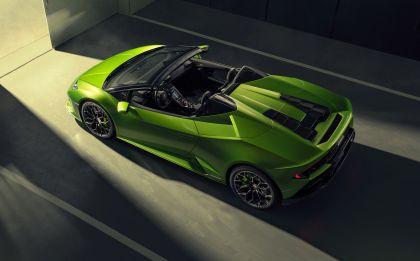 2019 Lamborghini Huracán evo spyder 16