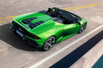 2019 Lamborghini Huracán evo spyder 22