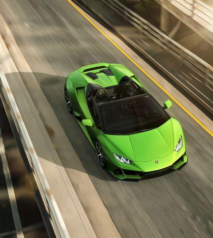 2019 Lamborghini Huracán evo spyder 25