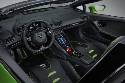 2019 Lamborghini Huracán evo spyder 26