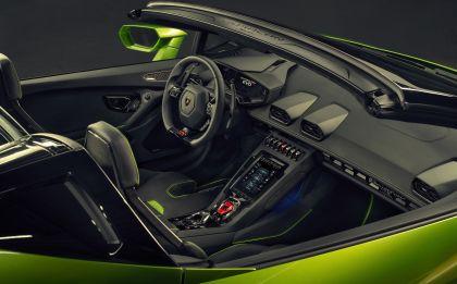 2019 Lamborghini Huracán evo spyder 27