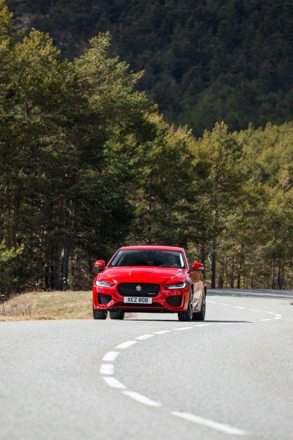 2020 Jaguar XE 87