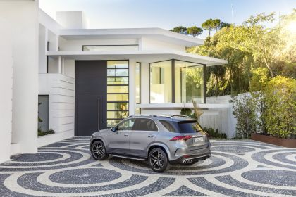2019 Mercedes-AMG GLE 53 4Matic+ 21