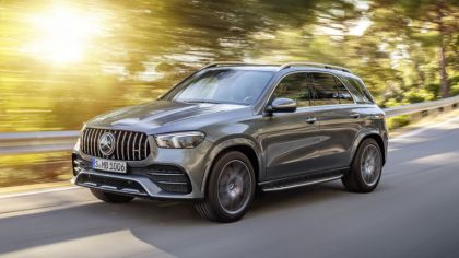 2019 Mercedes-AMG GLE 53 4Matic+ 5