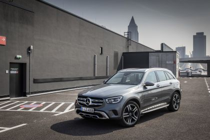 2020 Mercedes-Benz GLC 300 4Matic 30