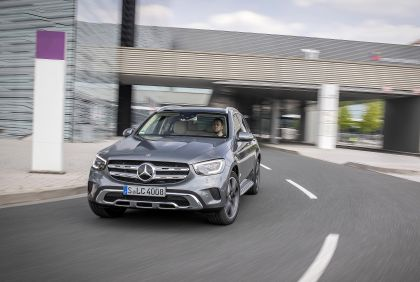 2020 Mercedes-Benz GLC 300 4Matic 45