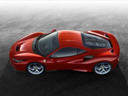 2019 Ferrari F8 Tributo 2