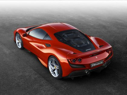 2019 Ferrari F8 Tributo 6
