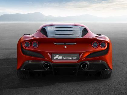 2019 Ferrari F8 Tributo 8