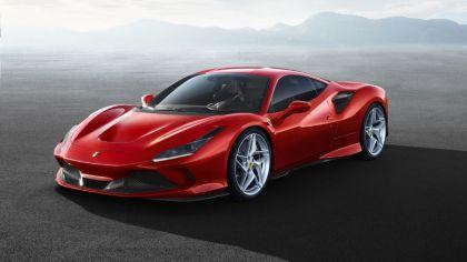 2019 Ferrari F8 Tributo 1