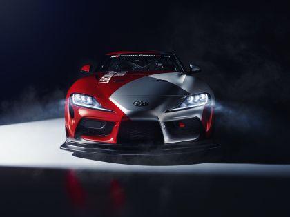 2019 Toyota GR Supra GT4 concept 4