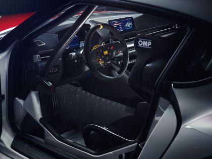 2019 Toyota GR Supra GT4 concept 6