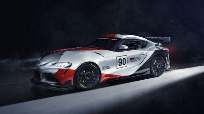 2019 Toyota GR Supra GT4 concept 1