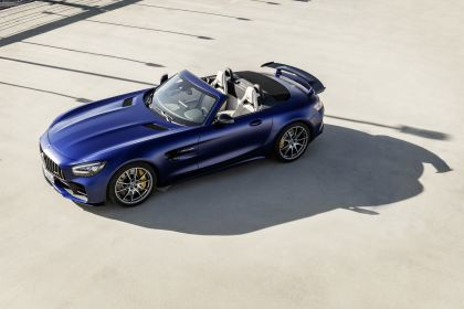 2019 Mercedes-AMG GT R roadster 7