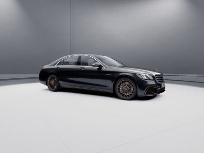 2019 Mercedes-AMG S 65 Final edition 2