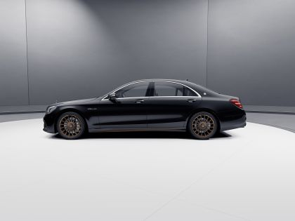 2019 Mercedes-AMG S 65 Final edition 4