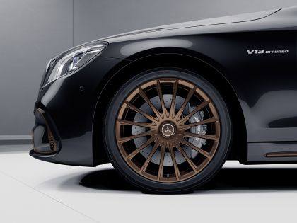 2019 Mercedes-AMG S 65 Final edition 5