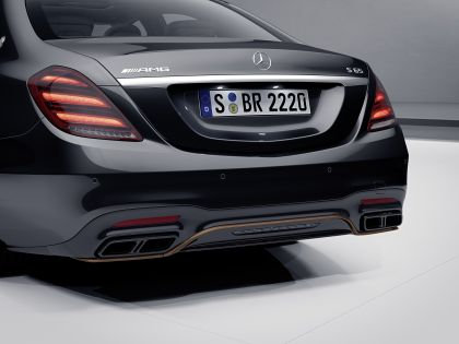 2019 Mercedes-AMG S 65 Final edition 6