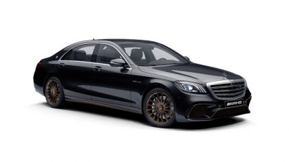 2019 Mercedes-AMG S 65 Final edition 9