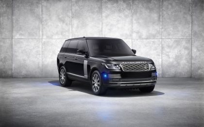 2019 Land Rover Range Rover Sentinel 1