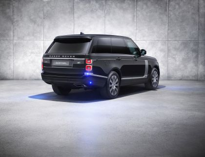 2019 Land Rover Range Rover Sentinel 2