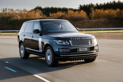 2019 Land Rover Range Rover Sentinel 5