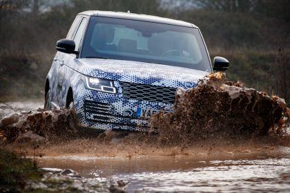 2019 Land Rover Range Rover Sentinel 8