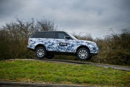 2019 Land Rover Range Rover Sentinel 10