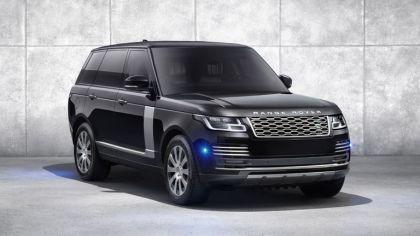 2019 Land Rover Range Rover Sentinel 6