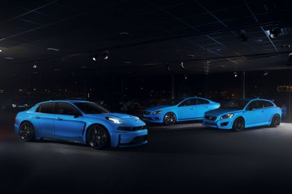 2019 Lynk & Co 03 Cyan concept 7
