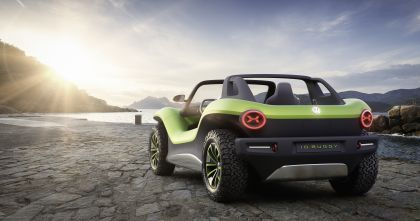 2019 Volkswagen ID Buggy concept 12